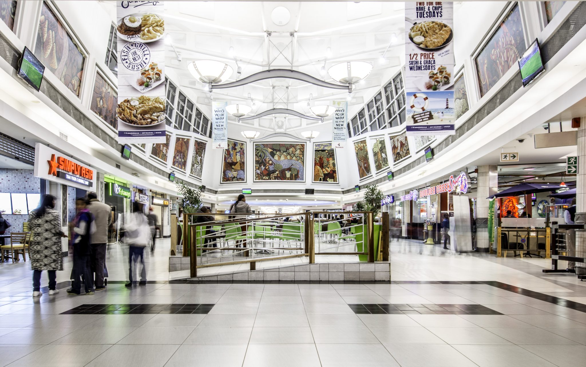 Architectural Photography - Retail