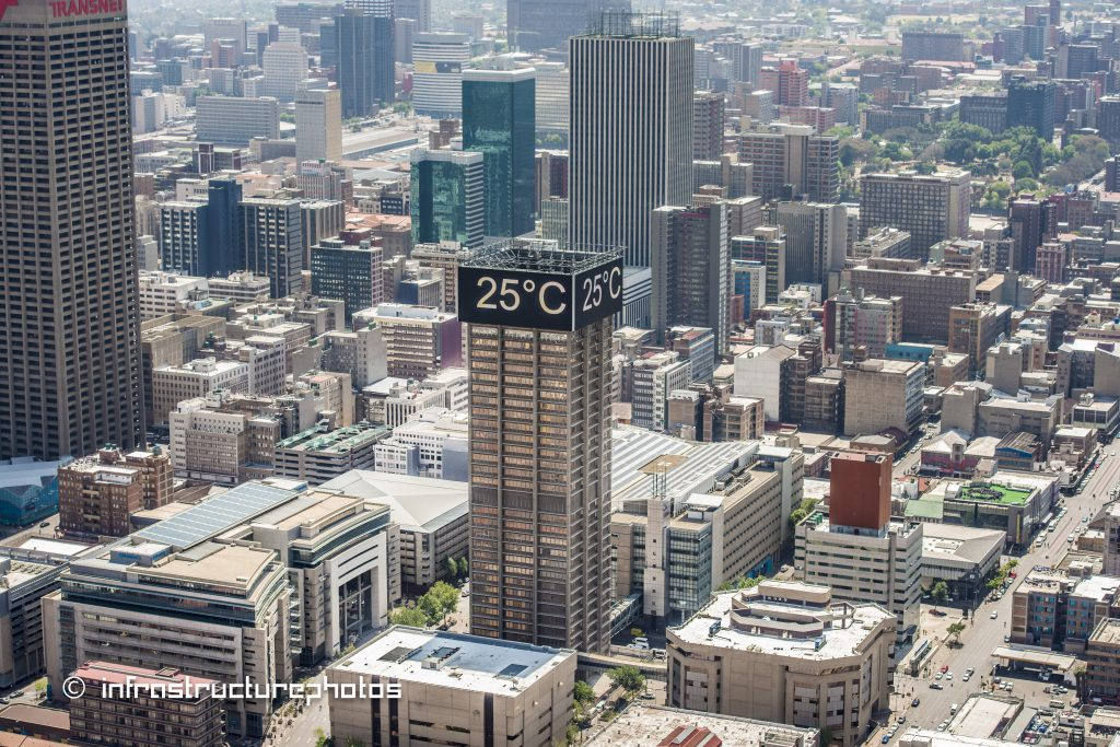 Absa Building Johannesburg