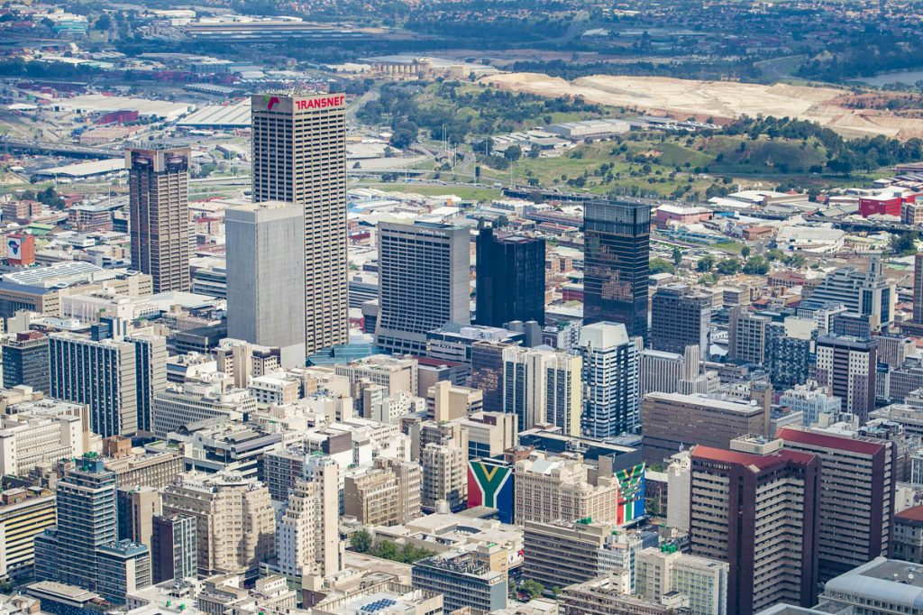 Tallest Buildings in South Africa - Carlton Centre