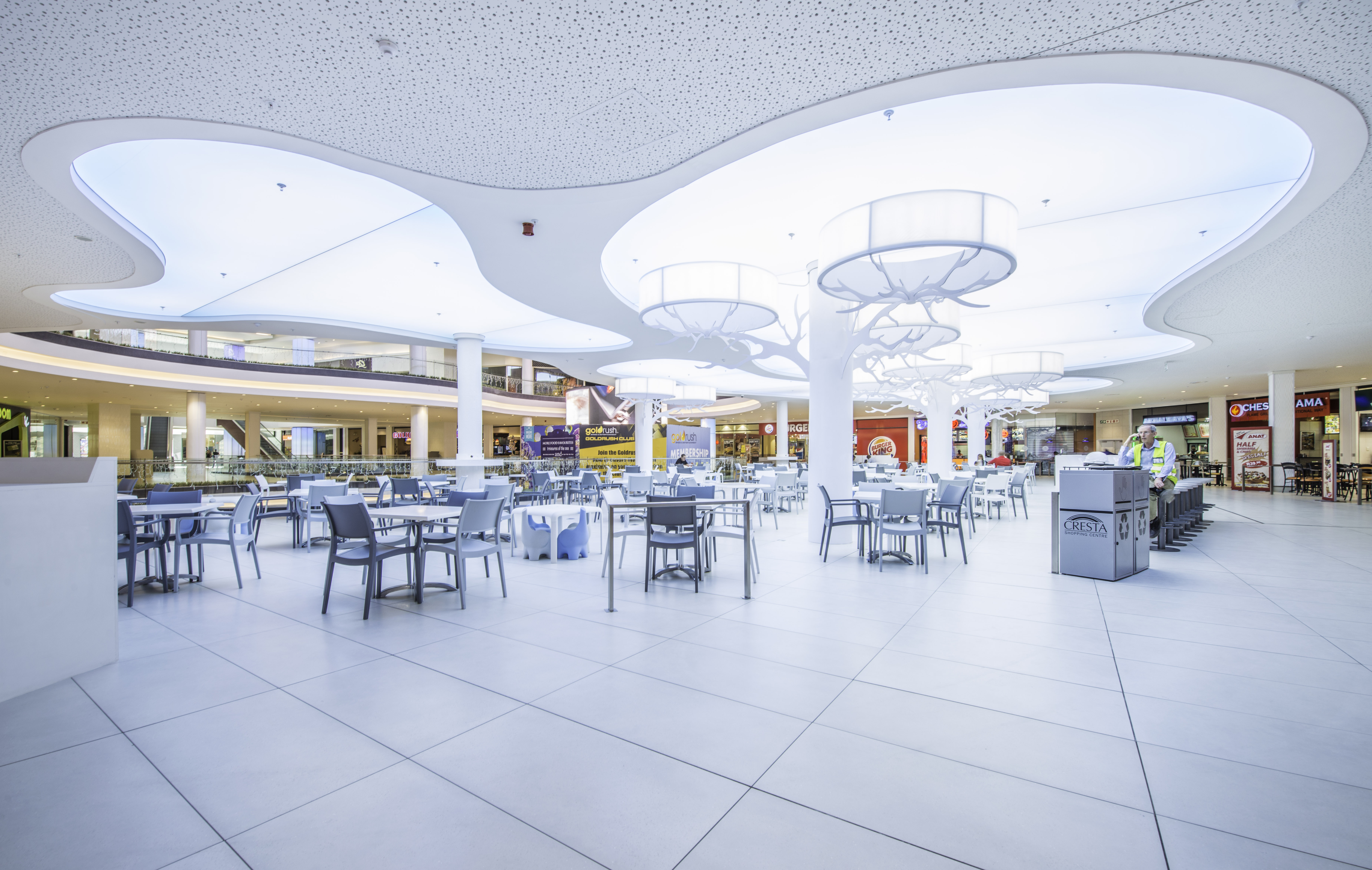 North Hill Mall Food Court